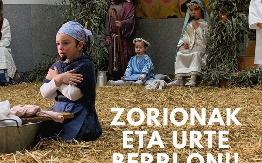 EGUBERRI ETA URTE BERRI ON!!!