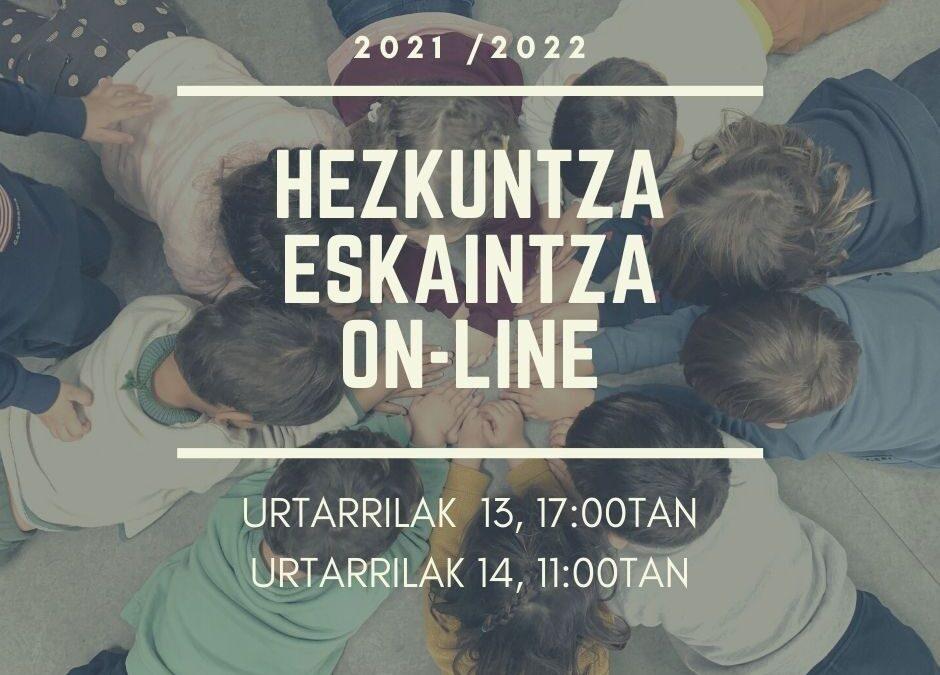 Matrikula  epea  irekia,  Haur,  Lehen  eta  Bigarren  Hezkuntzarako,  urtarrilaren  18tik  29  arte.